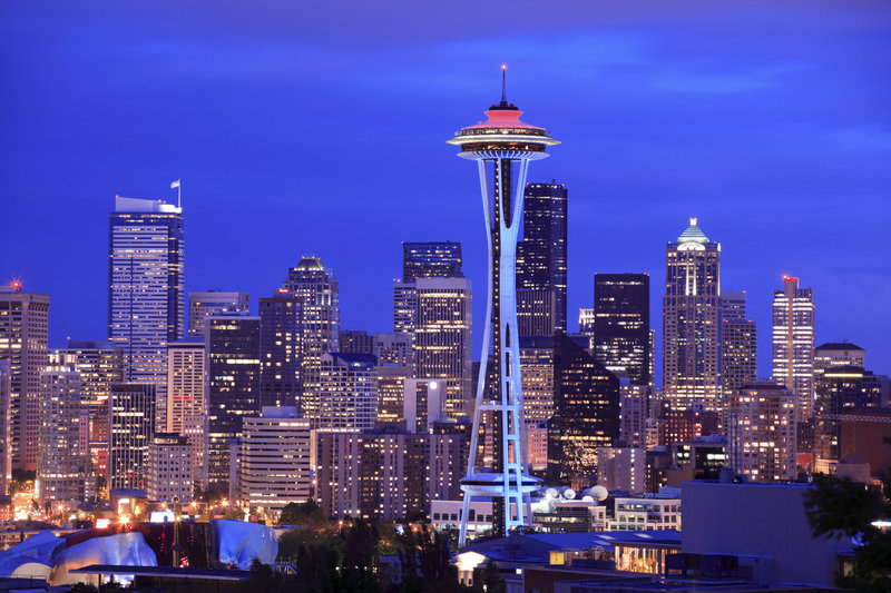 Crowne Plaza Seattle Airport-Experience downtown Seattle<br/>Image from Leonardo