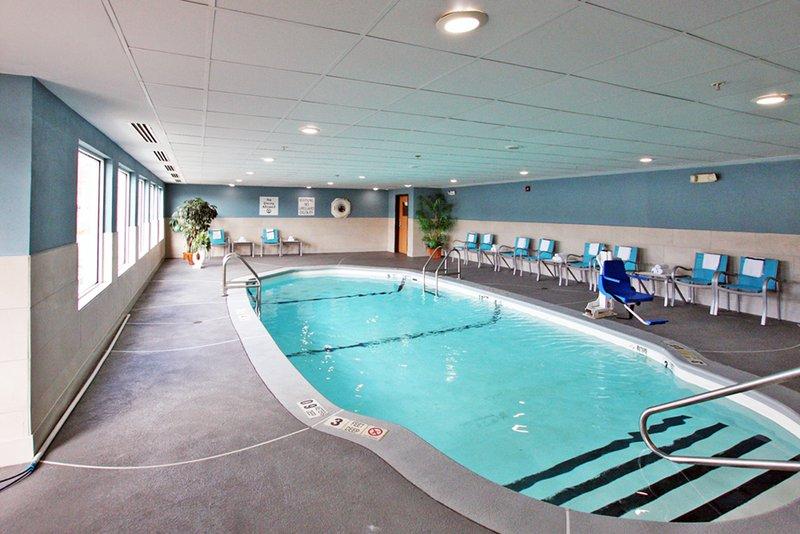 Holiday Inn Express Branford - New Haven-Swimming Pool<br/>Image from Leonardo