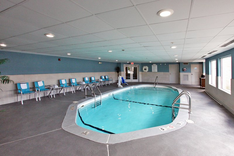 Holiday Inn Express Branford - New Haven-Take a swim in our indoor pool!<br/>Image from Leonardo