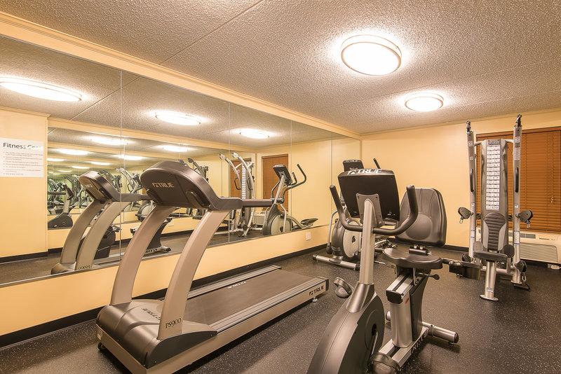 Holiday Inn Express Roanoke-Civic Center-Fitness Center<br/>Image from Leonardo