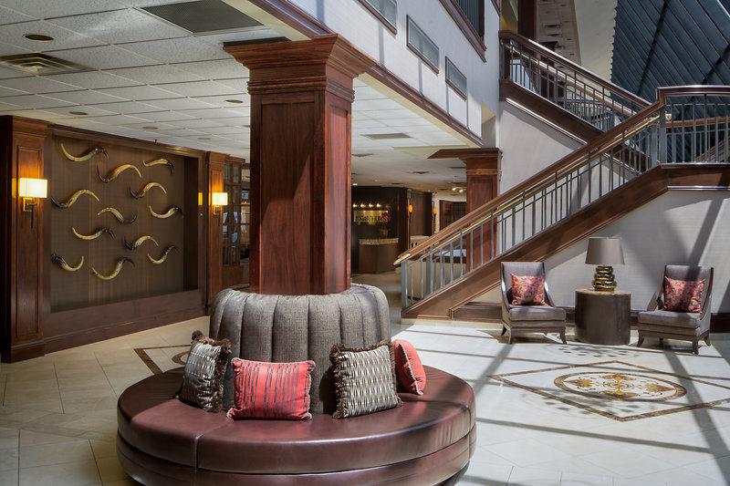 Crowne Plaza Dallas Galleria - Addison-Crowne Plaza Dallas Near Galleria-Addison Main Lobby Area<br/>Image from Leonardo