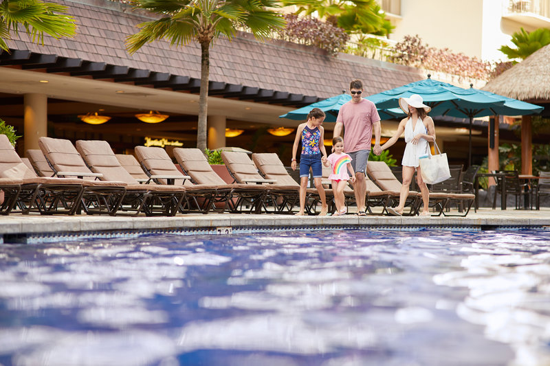 Outrigger Reef Waikiki Beach Resort - Resort Pool <br/>Image from Leonardo