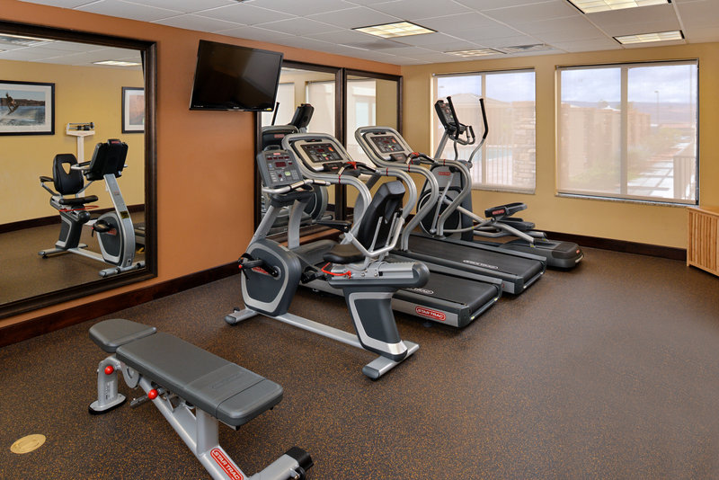 Holiday Inn Express Page - Lake Powell Area-Fitness Center<br/>Image from Leonardo