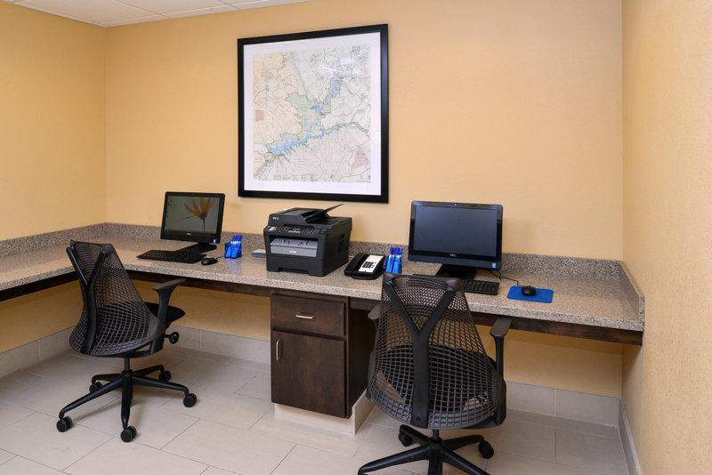 Holiday Inn Express Page - Lake Powell Area-Business Center<br/>Image from Leonardo