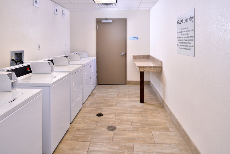 Holiday Inn Express Page - Lake Powell Area-Guest Laundry Room<br/>Image from Leonardo