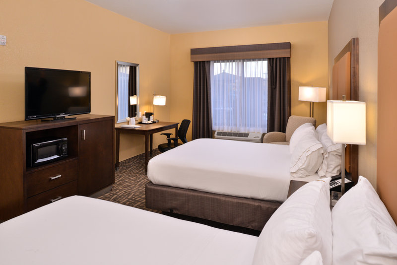 Holiday Inn Express Page - Lake Powell Area-Two Queen Beds<br/>Image from Leonardo