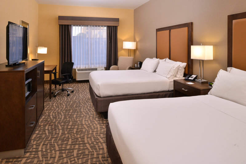 Holiday Inn Express Page - Lake Powell Area-Two Queen Beds Nonsmoking<br/>Image from Leonardo