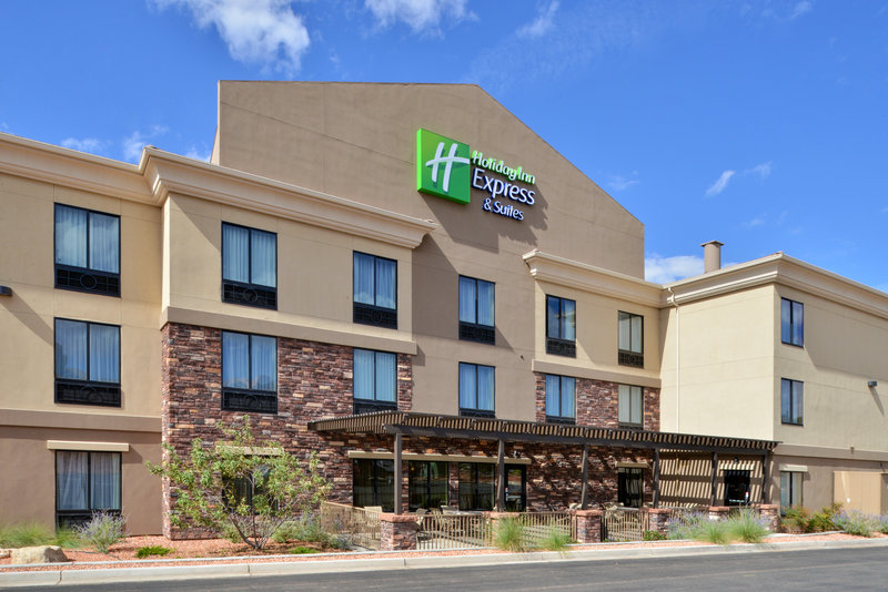 Holiday Inn Express Page - Lake Powell Area-Hotel Exterior<br/>Image from Leonardo