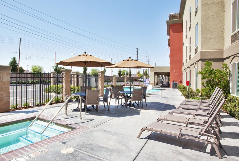 Holiday Inn Express & Suites Modesto-Salida-Relax and enjoy our Outdoor Heated Jacuzzi<br/>Image from Leonardo