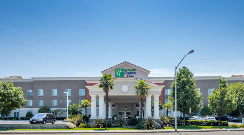 Holiday Inn Express & Suites Modesto-Salida-Hotel Exterior<br/>Image from Leonardo