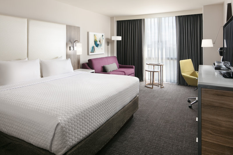 Crowne Plaza Dallas Market Center-Check out our recently refreshed guest rooms!<br/>Image from Leonardo