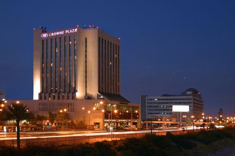 Crowne Plaza Monterrey-Hotel Exterior<br/>Image from Leonardo