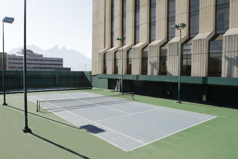 Crowne Plaza Monterrey-Recreational Facility<br/>Image from Leonardo