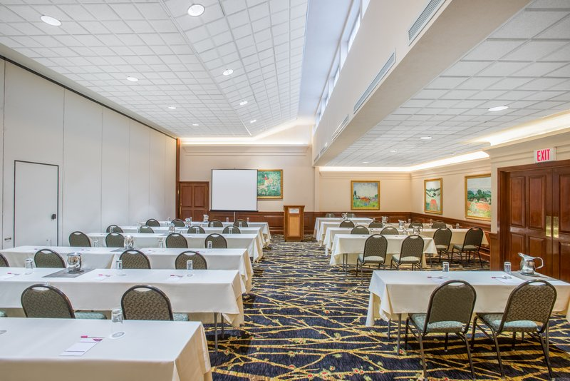 Crowne Plaza Lake Placid-Meeting Set-Up in our Grandview Room<br/>Image from Leonardo