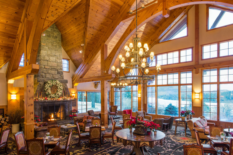 Crowne Plaza Lake Placid-Adirondack Great Room Lobby & Bar<br/>Image from Leonardo