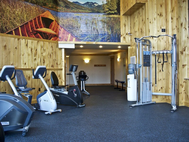 Crowne Plaza Lake Placid-Keep up your daily routine in our fitness center<br/>Image from Leonardo