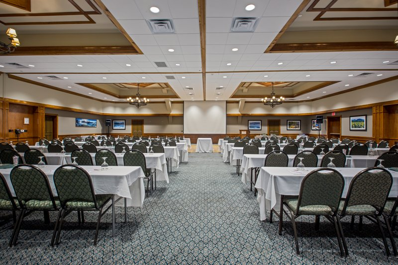 Crowne Plaza Lake Placid-Olympic Room<br/>Image from Leonardo