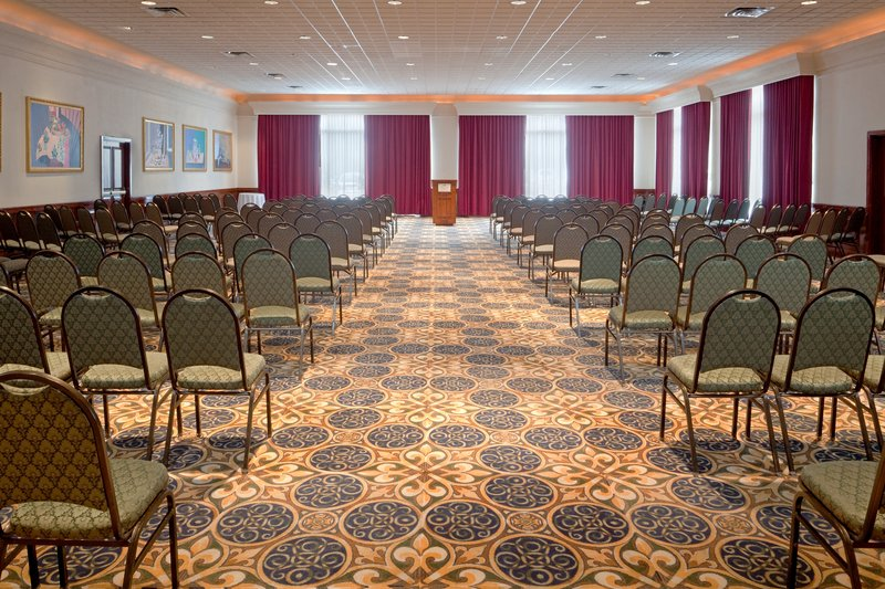 Crowne Plaza Lake Placid-Our Grandview Room hosts a variety of group[s and events<br/>Image from Leonardo