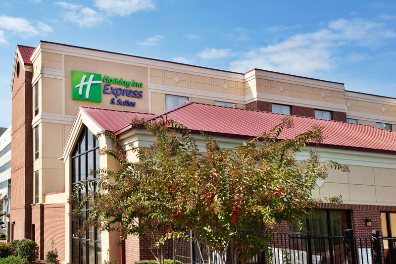 Holiday Inn Express & Suites Columbia - Downtown-Hotel near University of South Carolina<br/>Image from Leonardo
