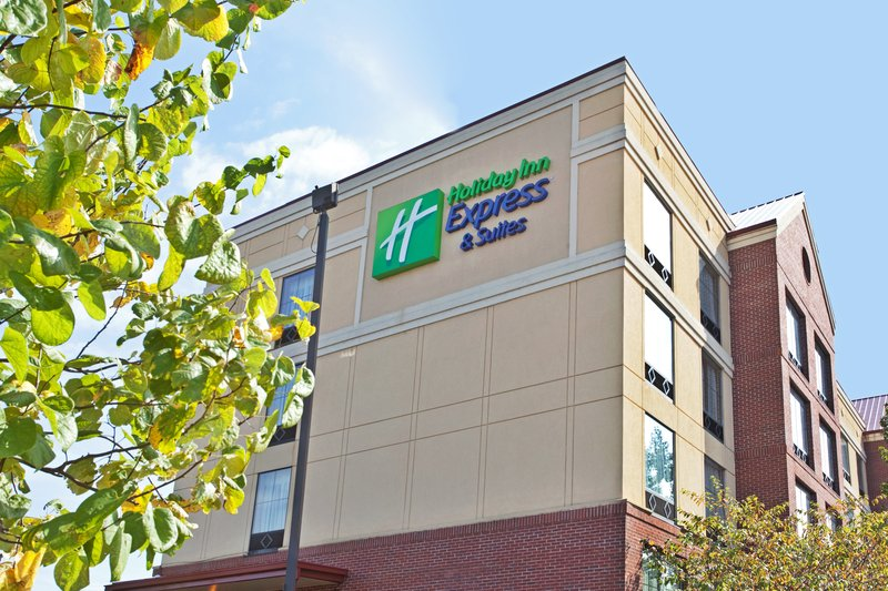 Holiday Inn Express & Suites Columbia - Downtown-Hotel Exterior<br/>Image from Leonardo
