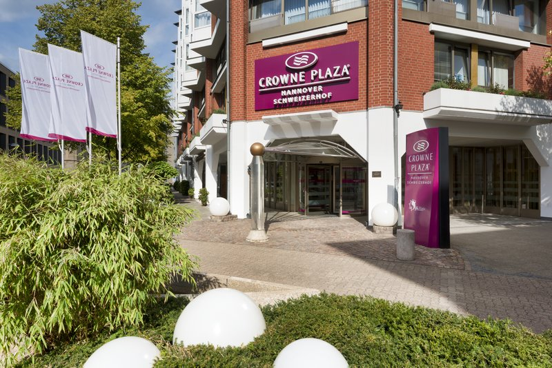 Crowne Plaza Hannover-Welcome at the Crowne Plaza Hannover<br/>Image from Leonardo