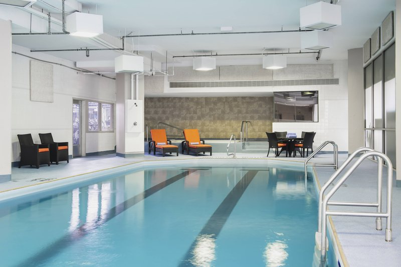 Delta Hotels by Marriott St John's Conference Centre-Indoor Pool<br/>Image from Leonardo