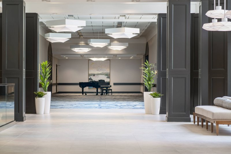 Delta Hotels by Marriott St John's Conference Centre-Crush Lobby<br/>Image from Leonardo