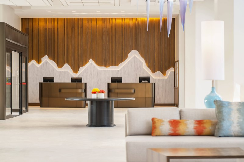 Delta Hotels by Marriott St John's Conference Centre-Front Desk<br/>Image from Leonardo