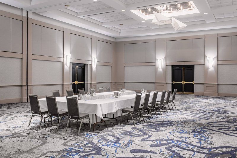 Delta Hotels by Marriott St John's Conference Centre-Avalon Ballroom - Salons C and D<br/>Image from Leonardo