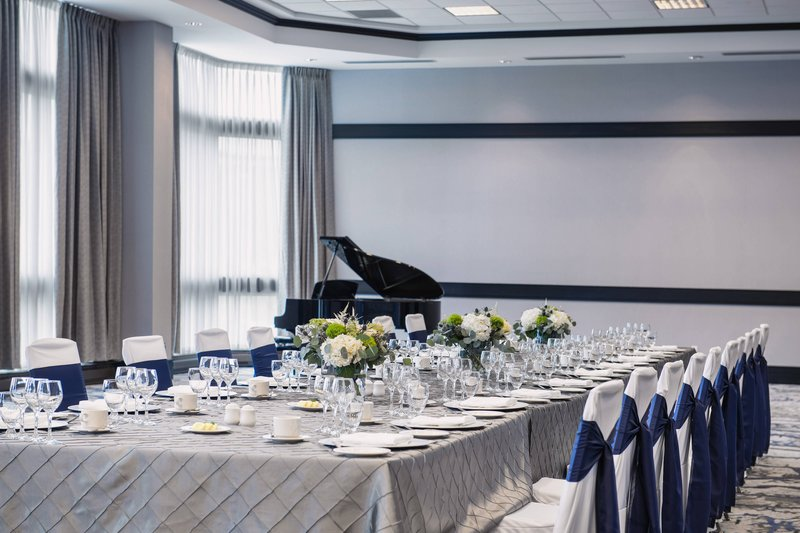 Delta Hotels by Marriott St John's Conference Centre-HarbourView Ballroom - Salons E, F and G<br/>Image from Leonardo