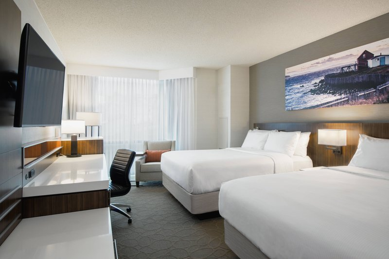 Delta Hotels by Marriott St John's Conference Centre-Premier Double/Double Guest Room<br/>Image from Leonardo