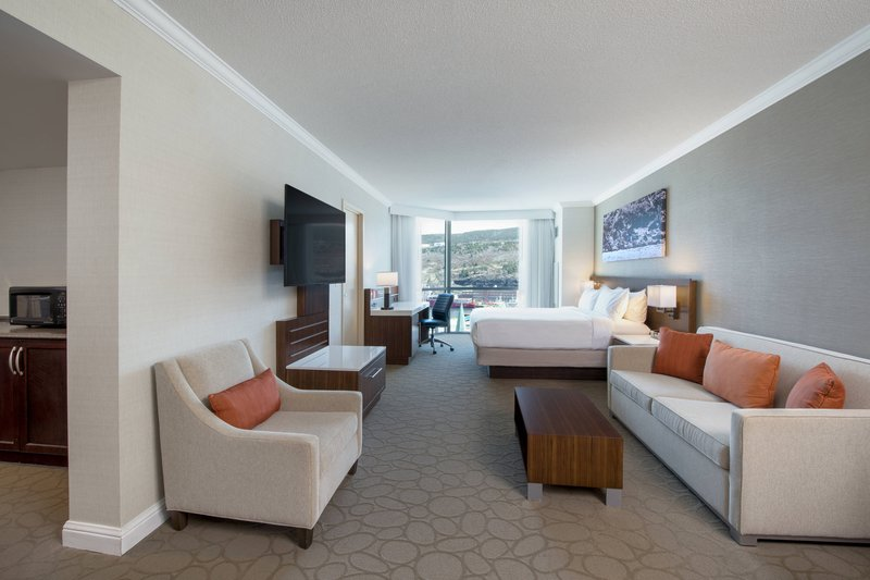Delta Hotels by Marriott St John's Conference Centre-Leisure Suite - Living Room<br/>Image from Leonardo