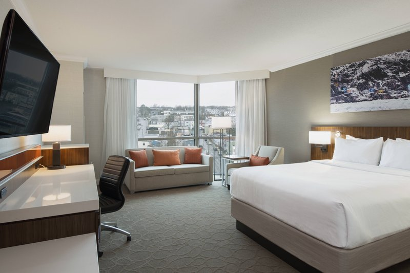 Delta Hotels by Marriott St John's Conference Centre-Accessible Double Guest Room<br/>Image from Leonardo