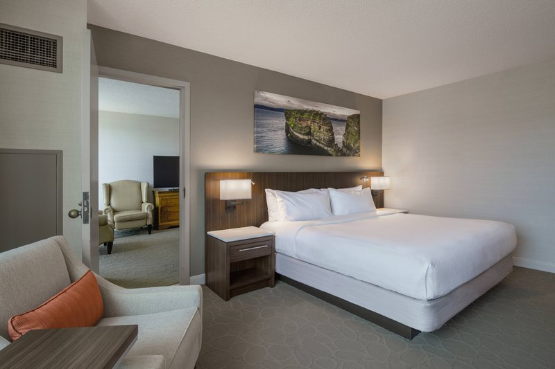 Delta Hotels by Marriott St John's Conference Centre-Junior Suite - Bedroom<br/>Image from Leonardo