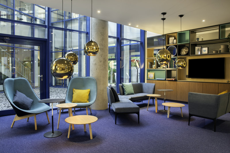 Holiday Inn Stuttgart-Media Lounge<br/>Image from Leonardo
