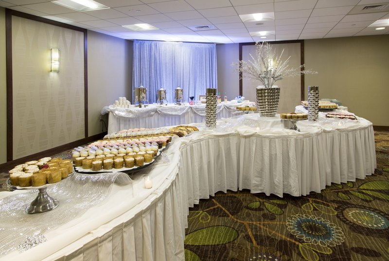 Holiday Inn Ann Arbor - Near University of Michigan-Dessert Buffet for Holiday & Special Event Functions<br/>Image from Leonardo