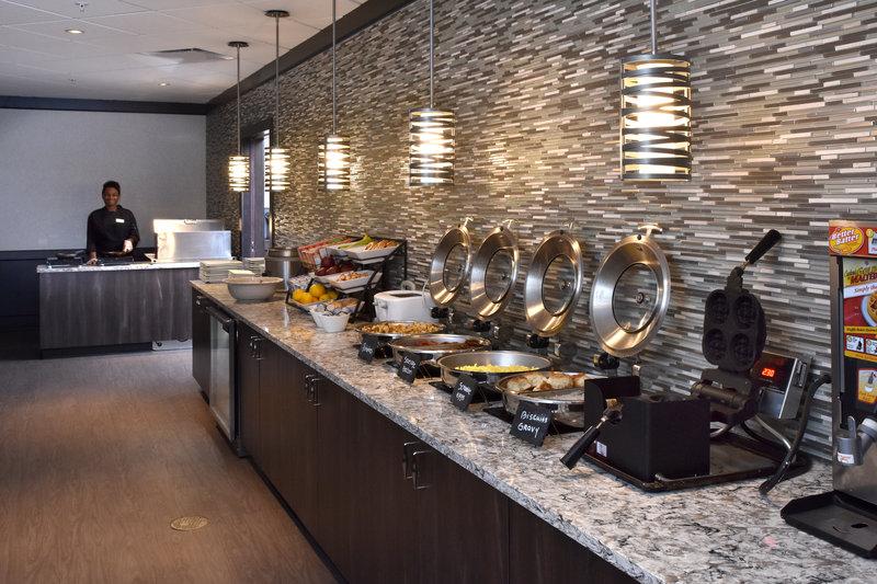 Holiday Inn Canton (Belden Village)-Breakfast Bar<br/>Image from Leonardo