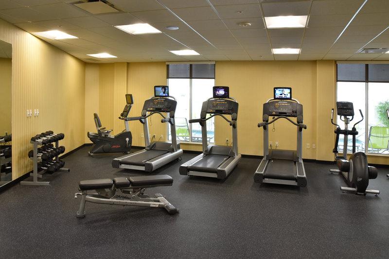 Holiday Inn Canton (Belden Village)-Fitness Center<br/>Image from Leonardo