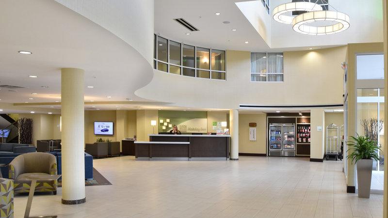 Holiday Inn Canton (Belden Village)-Hotel Lobby<br/>Image from Leonardo