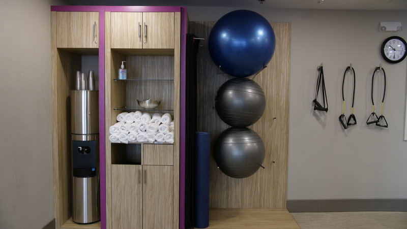 Crowne Plaza Downtown Denver-Stretch out in the 24-Hour Fitness Center<br/>Image from Leonardo