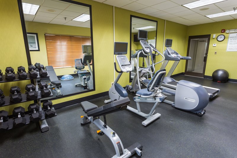 Holiday Inn Express Wilmington-Work out in the morning, & indulge yourself the rest of the day.<br/>Image from Leonardo