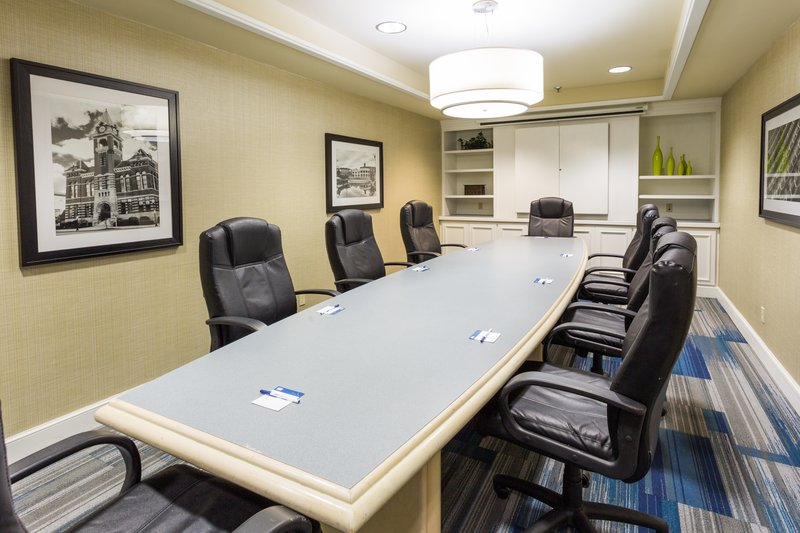 Holiday Inn Express Wilmington-Call us to reserve our Board Room for your next meeting.<br/>Image from Leonardo
