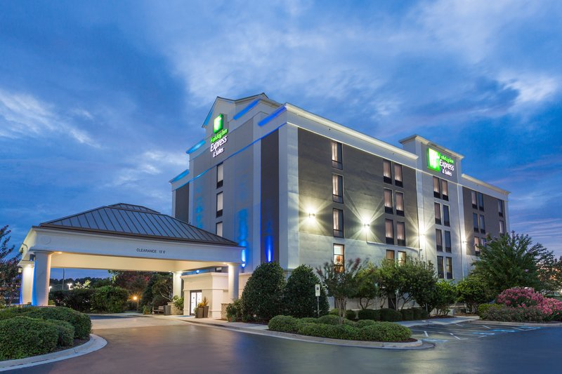 Holiday Inn Express Wilmington-Stay in the heart of Wilmington, NC. <br/>Image from Leonardo