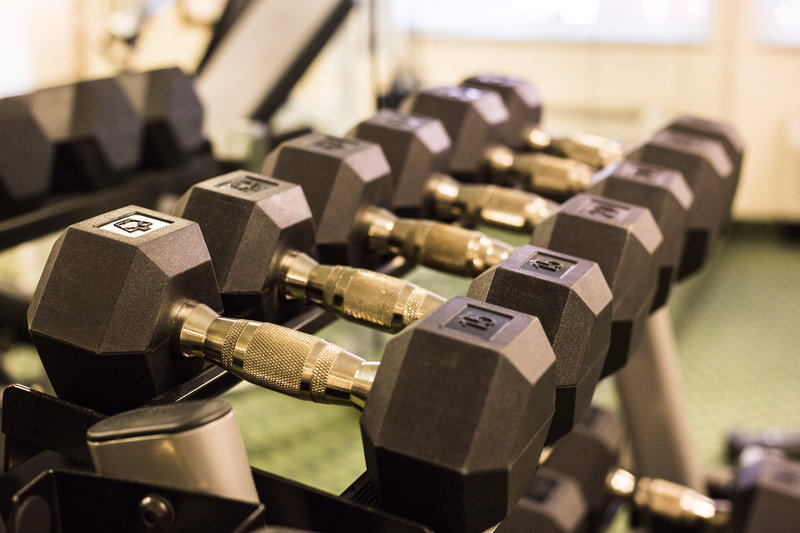 Candlewood Suites Syracuse-Airport-Workout area Candlewood Suites SYR<br/>Image from Leonardo