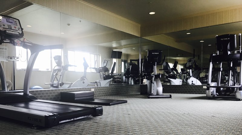 Holiday Inn Express Fort Bragg-Fitness Center <br/>Image from Leonardo
