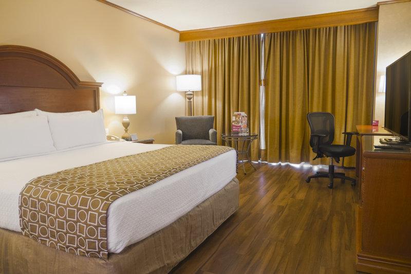 Crowne Plaza Monterrey-Guest Room<br/>Image from Leonardo