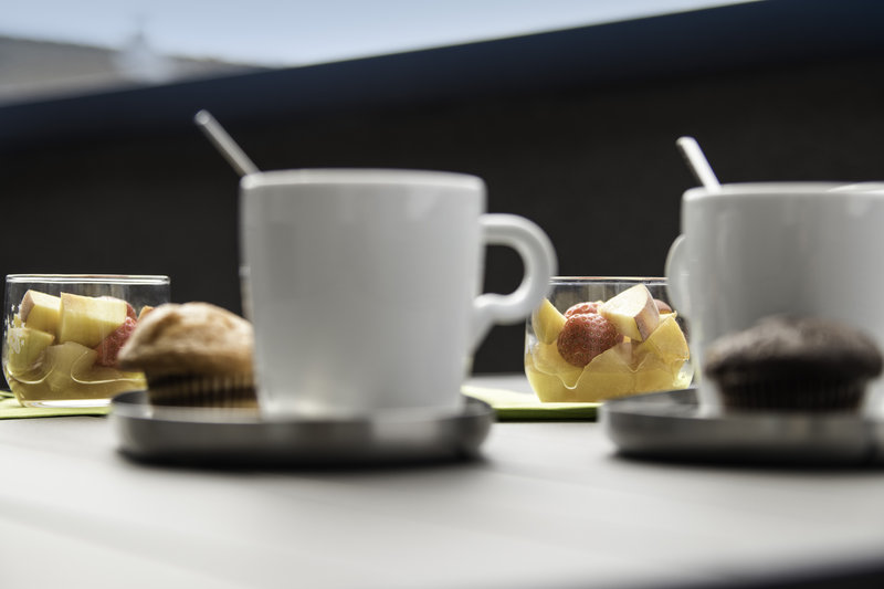 Holiday Inn Express Toulouse Airport-Breakfast<br/>Image from Leonardo