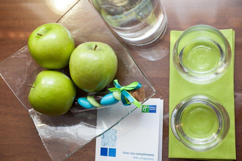 Holiday Inn Express Toulouse Airport-Welcome<br/>Image from Leonardo
