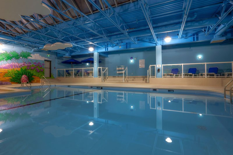 Holiday Inn Express Winnipeg Airport - Polo Park-Winnipeg Hotel with Indoor Heated Swimming Pool with a Kids Area<br/>Image from Leonardo