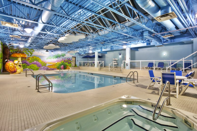 Holiday Inn Express Winnipeg Airport - Polo Park-Winnipeg Hotel with Hot Tub & Indoor Heated Swimming Pool<br/>Image from Leonardo